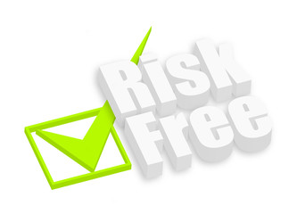 Risk Free 3d Text