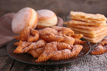 bugne,donut