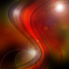 abstract line curve  background