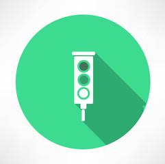 Green Traffic Lights icon