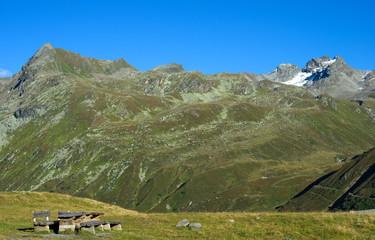 Getschnerspitzen - Silvretta - Alpen