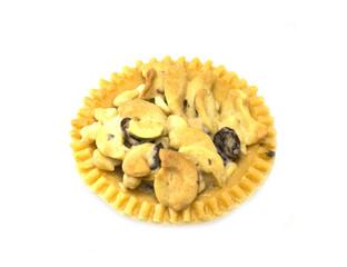 Tart cashew nut