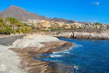 Costa Adeje. Tenerife. Canary Islands