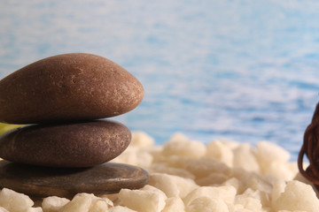 Spa wellness meditation
