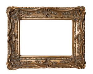 Gold Scroll Frame