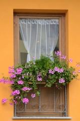finestra di casa