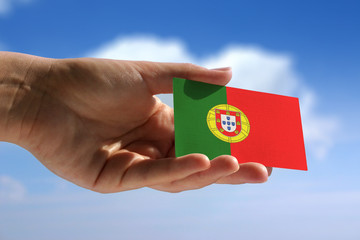 National flag of Portugal