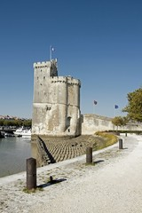 Tour Saint Nicolas (La Rochelle) France