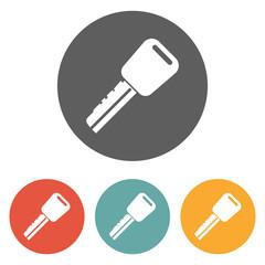 car key icon