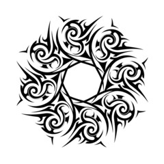 Tribal ornament