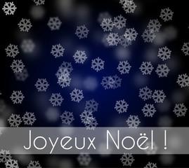 Carte Joyeux Noel !