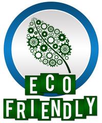 Eco Friendly Circle Stripes
