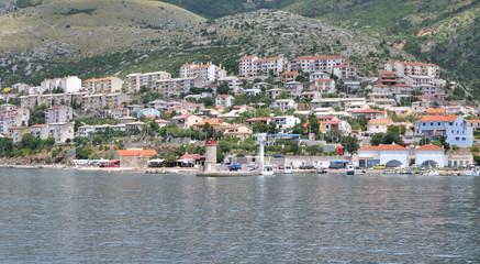 ville côtière-Croatie