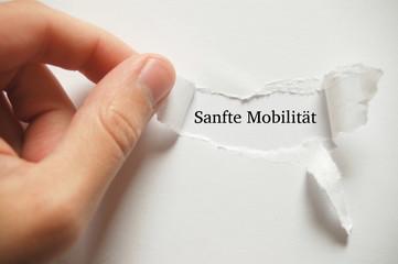 Sanfte Mobilität