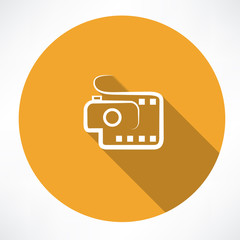 camera and film icon