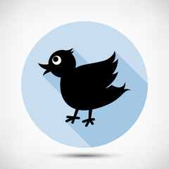 Small Cute Bird