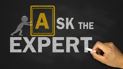 ask the expert on blackboard