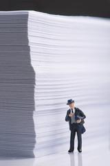 Paperwork under control