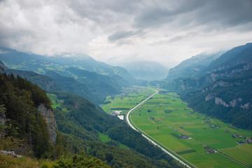 Haslital im berner Oberland