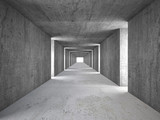 Fototapety abstract tunnel