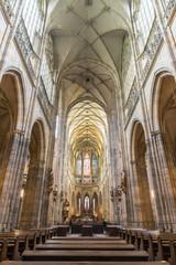 チェコ プラハ 聖ヴィート大聖堂 St.Vitus Cathedral Prague