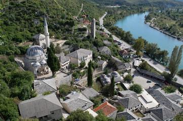 Pocitelj, old town in Bosnia & Herzegovina