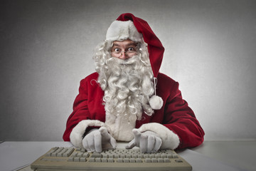Technological Santa Claus