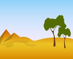 African landscape