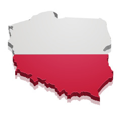 Map Poland