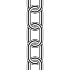 Vector illustration of chain