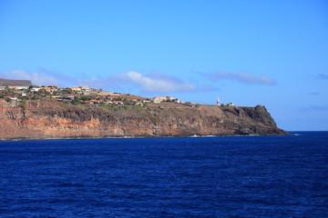 la gomera in Canary Islands, Spain