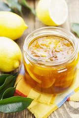 Lemon jam
