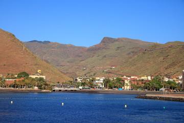 Port and town San Sebastian