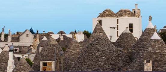 Trulli village, Alberobello - Italy.