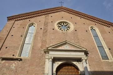 Church in Verona, Italy