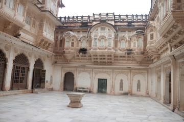 Meherangarh Fort in Jodhpur