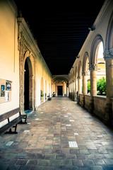 monastero de san jeronimo, granada