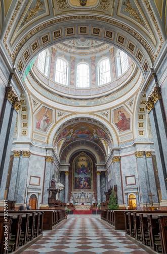 Esztergom Basilica interior, Esztergom, Hungary - 73375371