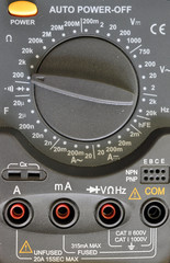 Electrotechnical gauge