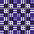 Seamless purple cube square industrial vector