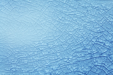 cracked glass background