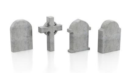 Isolated Tombstones
