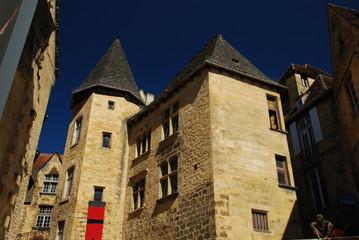 Manoir de Gisson, Sarlat-la-Canéda, Dordogne, France