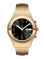 Classic Men's Business Analog Wrist Watch