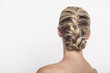 Braided hairdo - 73377995