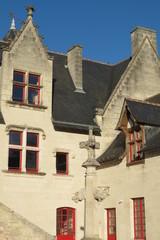 Maine-et-Moire - Saumur - Demeure médiévale restaurée