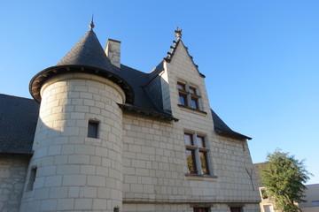 Maine-et-Loire - Saumur - Demeure médiévale15e siècle