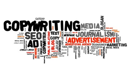 Copywriting - tag cloud