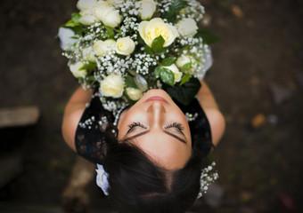 Wedding Portrait Concept
