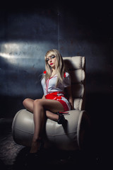Seductive nurse